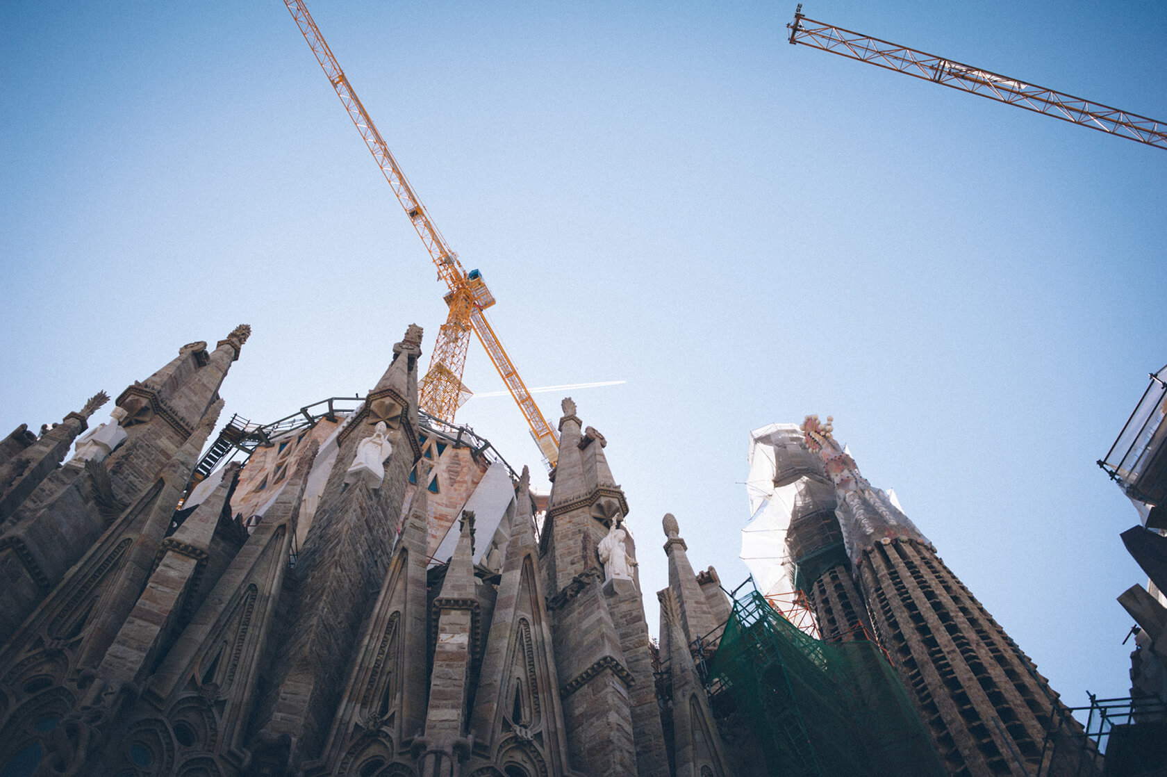 Sagrada Familia destination wedding
