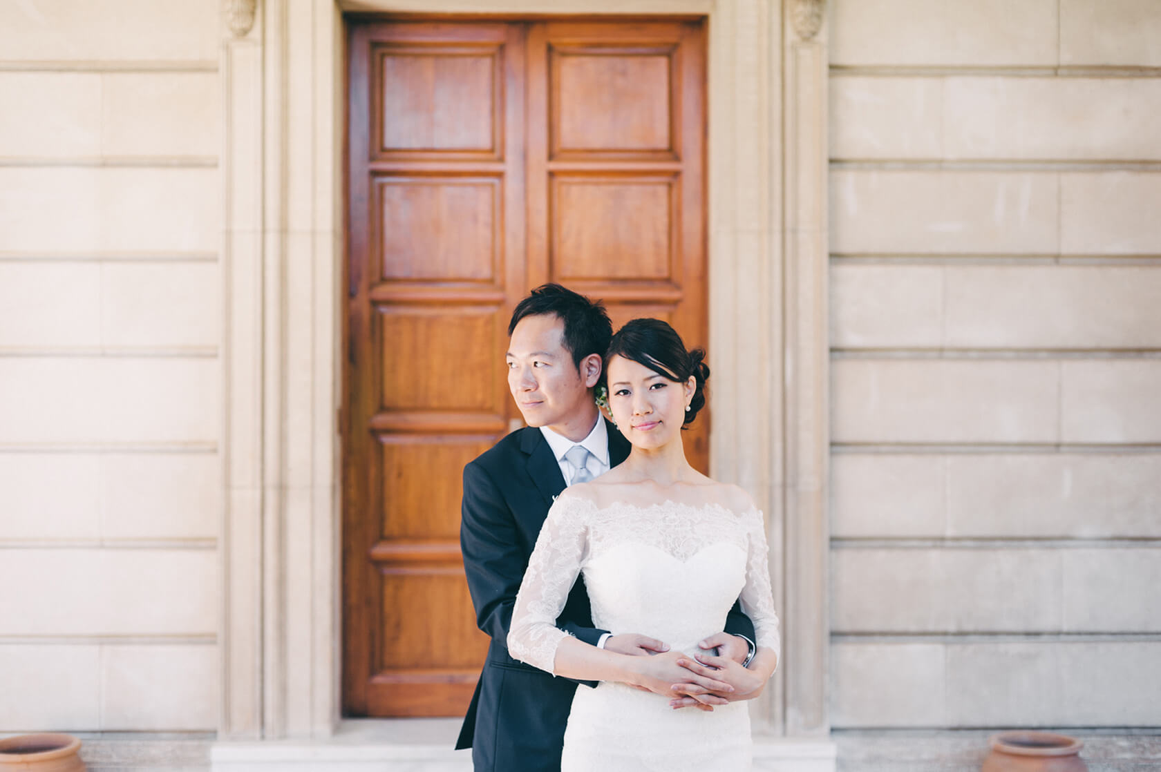 IESE destination wedding Barcelona
