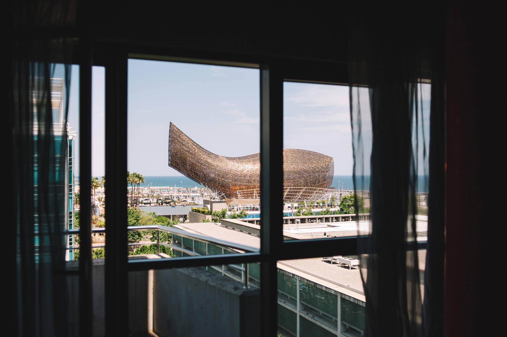 Bryllup Hotel Pullman Barcelona